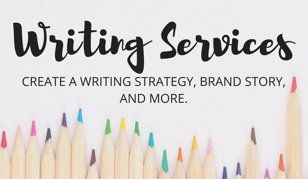 Copy-Writing + Content Marketing